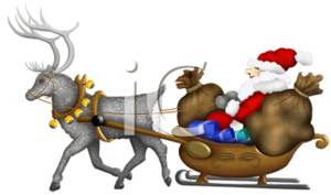 Santa Claus Christmas clip art picture