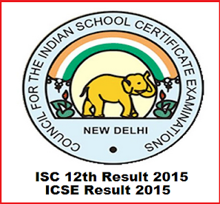 www.cisce.org | ICSE/ISC Result 2015 | CISCE 10th/12th Result