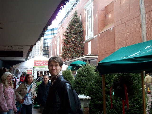 Boston Christmas Market