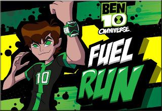 Ben 10 Omniverse: Corrida por Combustível