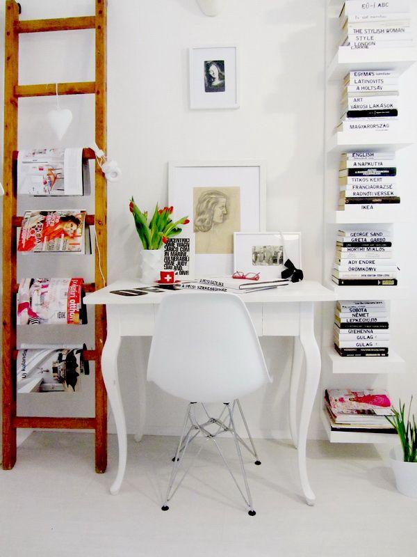Rincones n rdicos con la estanter a lack la garbatella - Ikea estanterias para libros ...
