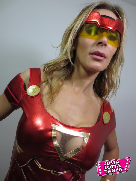Tanya Tate Iron Man