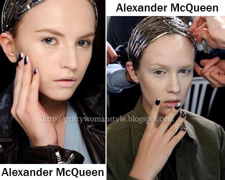 Alexander McQueen есен-зима 2011-2012