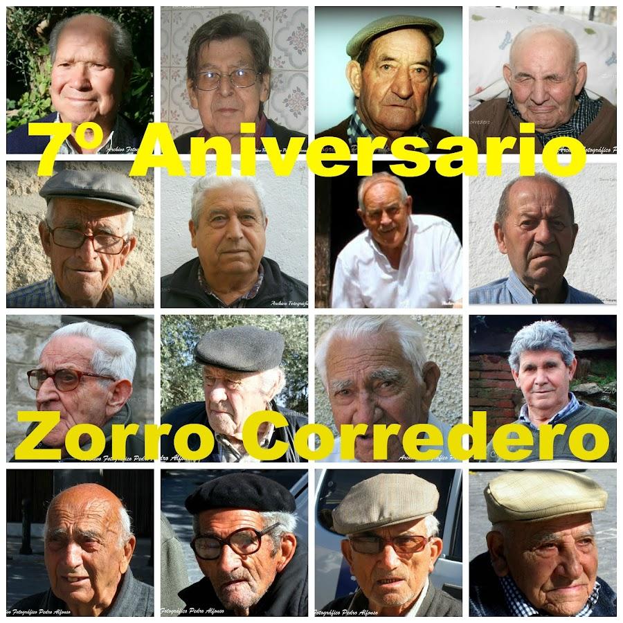 7º Aniversario Zorro Corredero