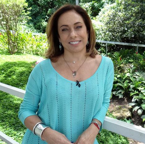 Cissa Guimarães - Maitê Salve Jorge