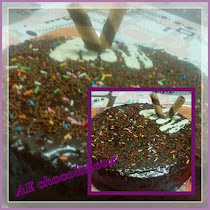 Moist cake..