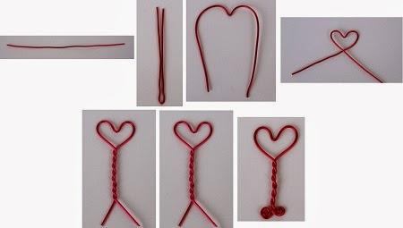 Frascos para San Valentin, Manualidades Paso a Paso