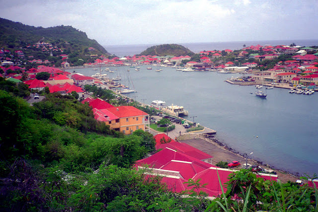 Tweet for St barts tours