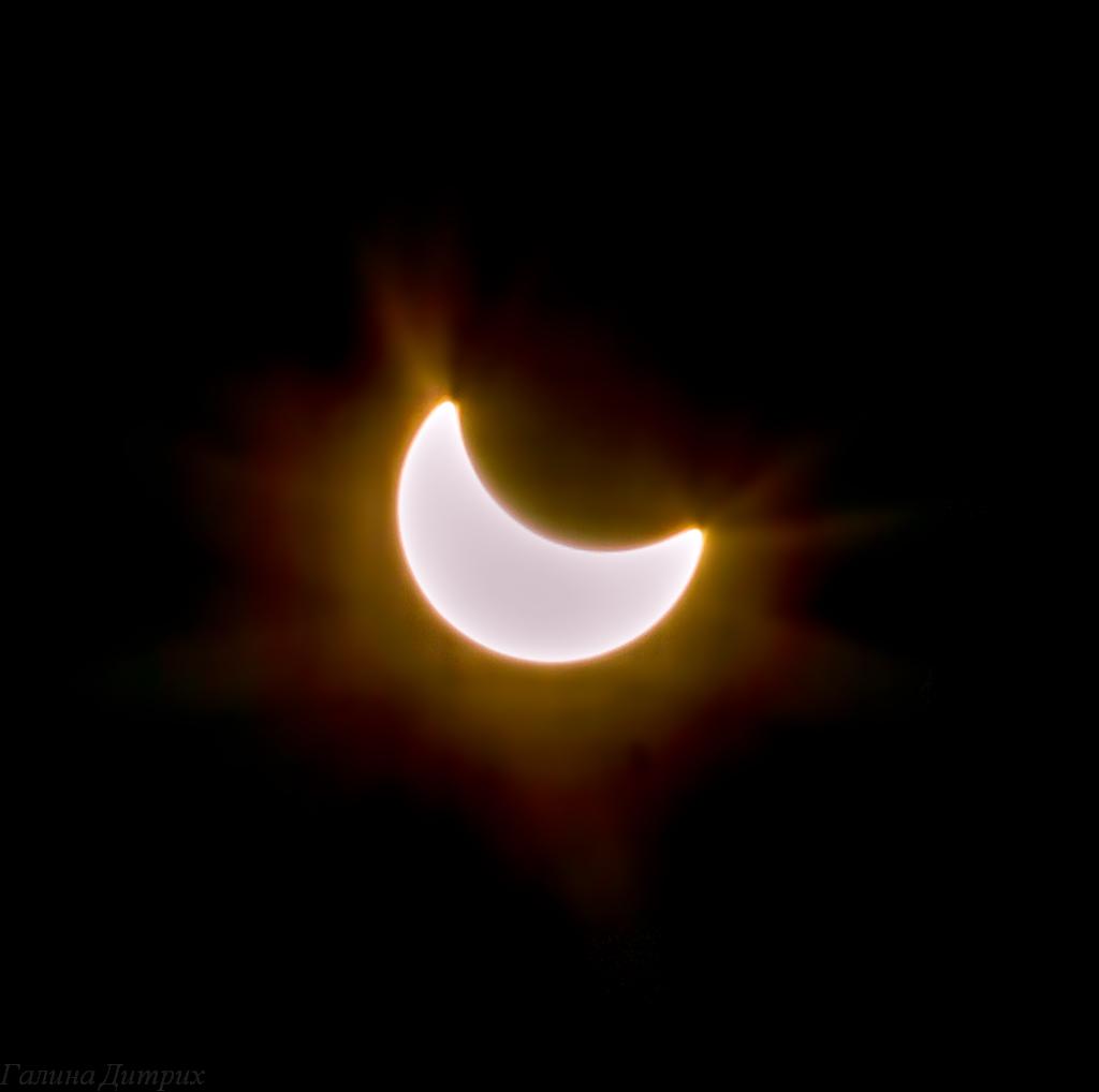Затмение солнца 20 марта 2015 года