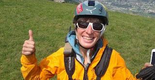 Anna Torretta guida alpina foto