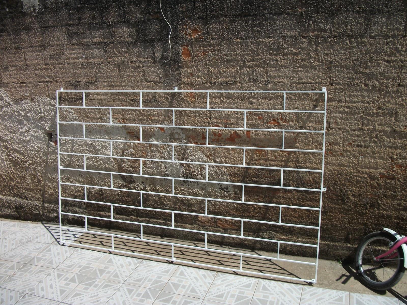 #5C4E42 TOLDOS PIEROBOM: grades de proteção para janelas!!! 4132 Grade De Aluminio Para Janela Rio De Janeiro