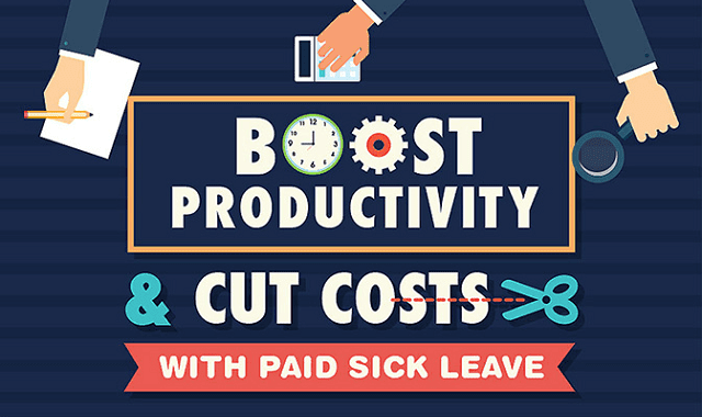 Boost Productivity and Cut Costs with Paid Sick Leave
