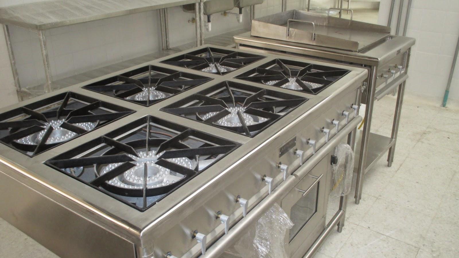 Metalinox cali todo en acero inoxidable estufas for Estufas industriales cali