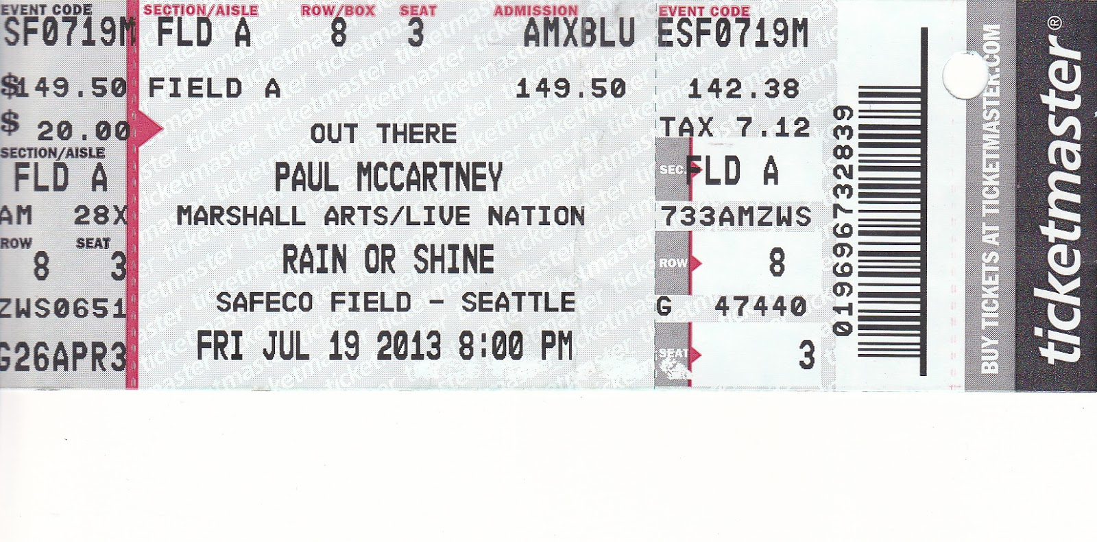 Concert Ticket Layout Concert Ticket Design Template Stylish – Concert Ticket Layout