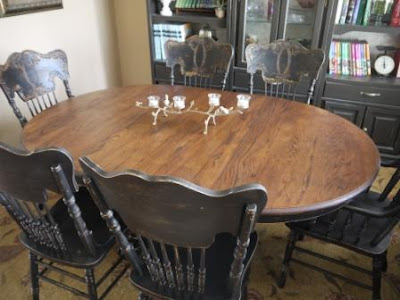 Red Hen Home French Country Dining Set