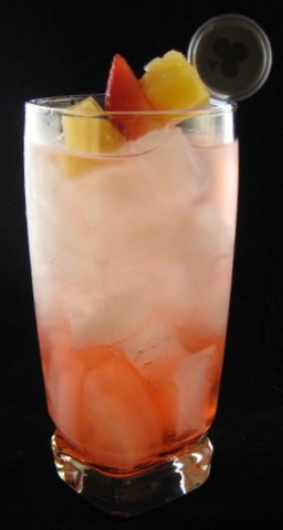 Gin Squirt Drink