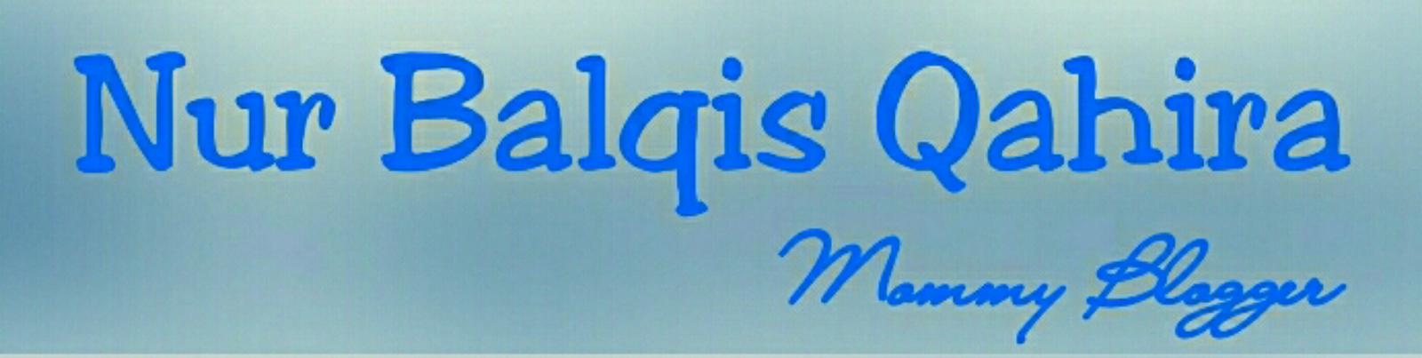 Blog Nur Balqis Qahira