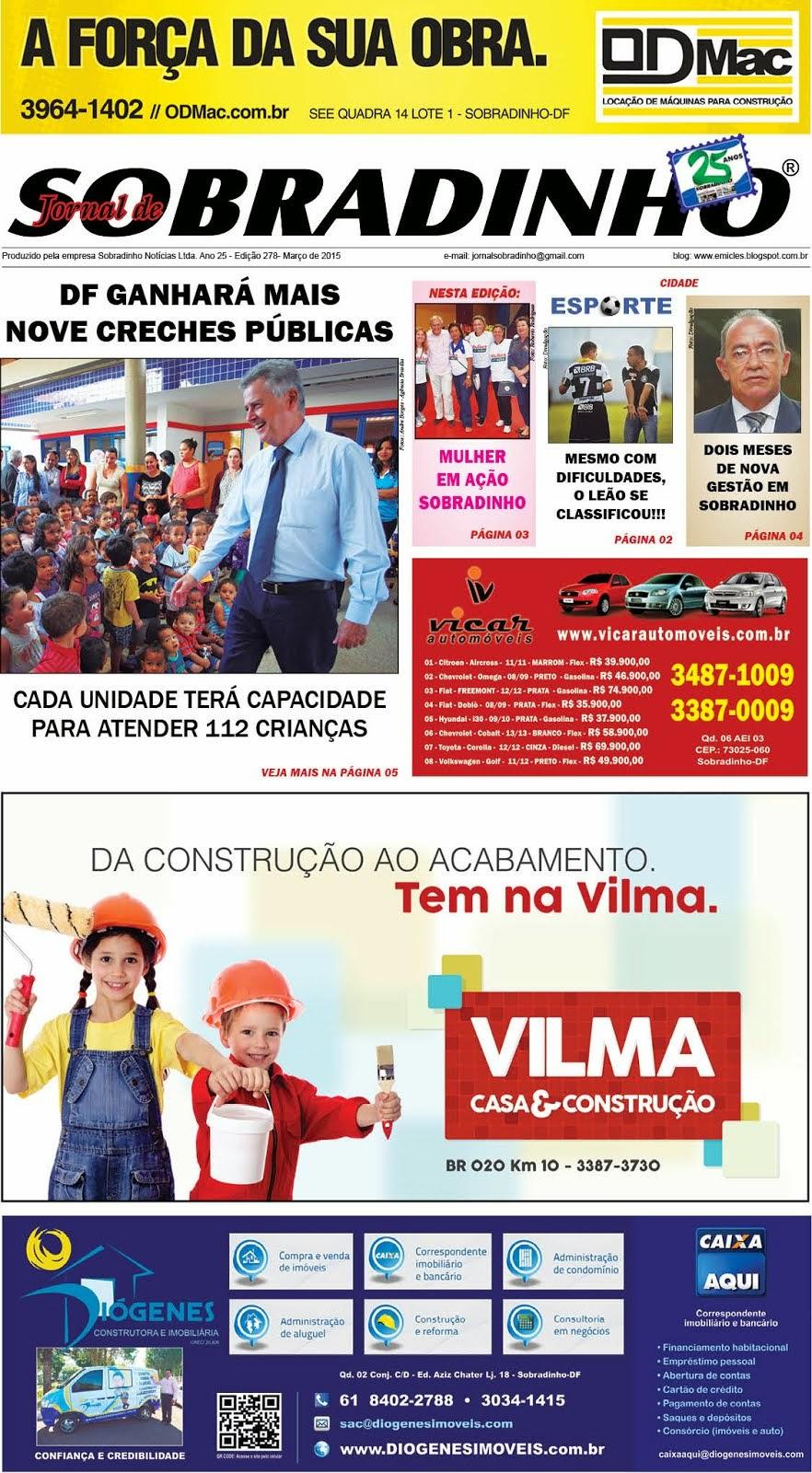 JORNAL VIRTUAL - MARÇO