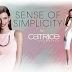 Újdonság | Catrice Sense of Simplicity limited edition
