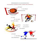 Torneo Multideporte