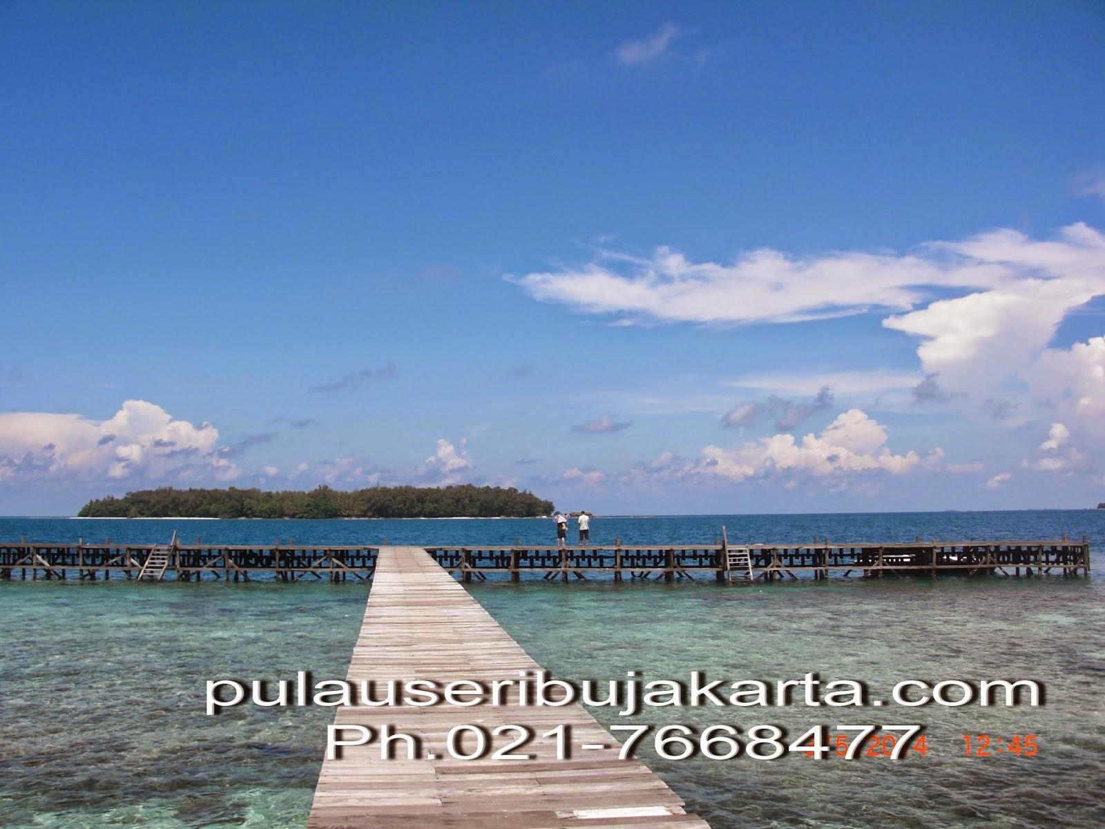 Cottage termurah di Pulau Sepa Pulau Seribu