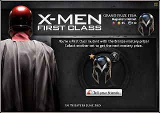 Magneto's Helmet in Mafia Wars