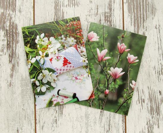 открытки, postcards, подарки