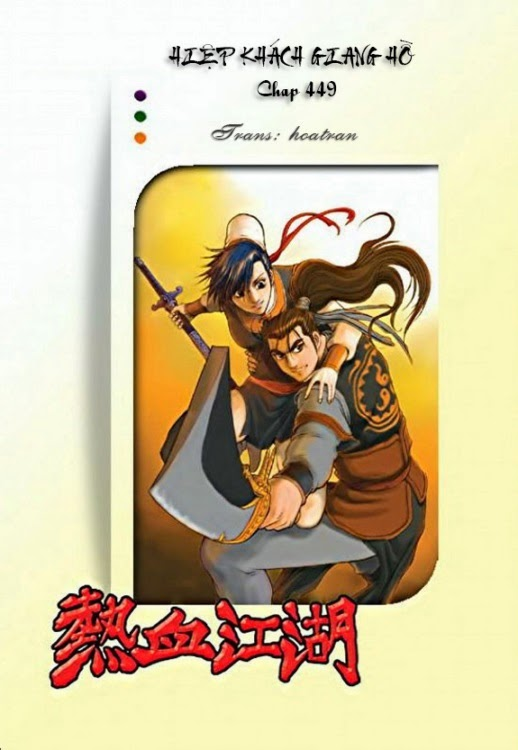 Hiệp Khách Giang Hồ - Chapter 449 - Pic 2