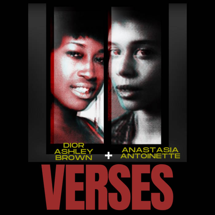 "OUT NOW ""VERSES"""