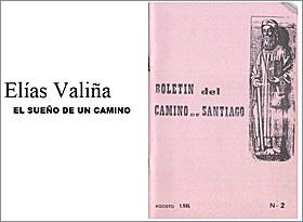 Los boletines del Camino de Santiago de Elías Valiña, en internet en la web de los Amigos del Camino en Galicia.