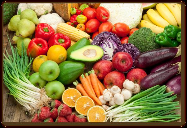 Raw vegan, dieta pentru un ten frumos