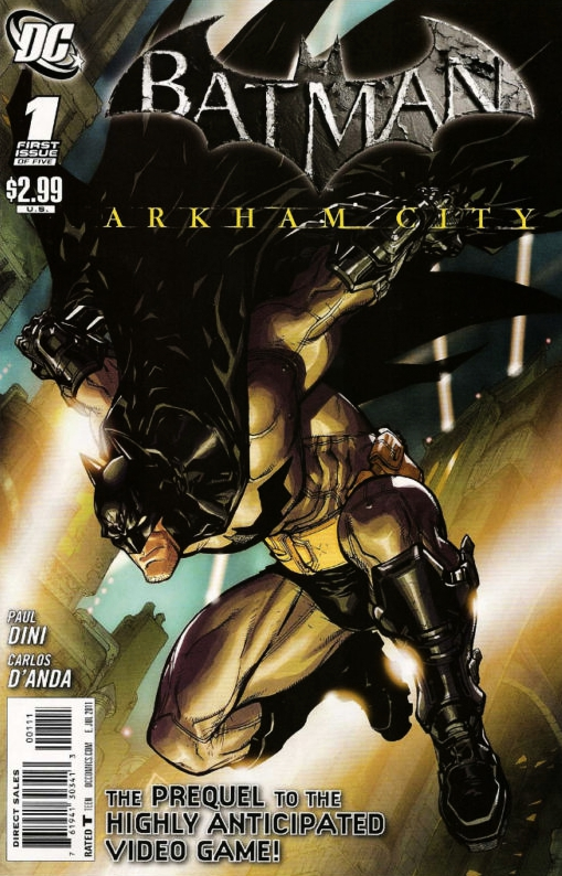 Por Tras dos Pixels #17: Batman: Arkham Asylum: pesadelo ...