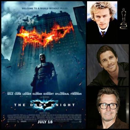 Batman - O Cavaleiro das Trevas - (2008)