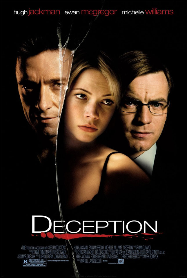 Deception (2008, Marcel Laurel Leaf Cinema Deception 2008 Marcel Langenegger 645x956 Movie-index.com