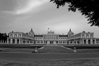 Palacio Real (Aranjuez, España), by Guillermo Aldaya / PhotoConversa