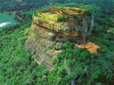 Sigiriya, Sri Langka