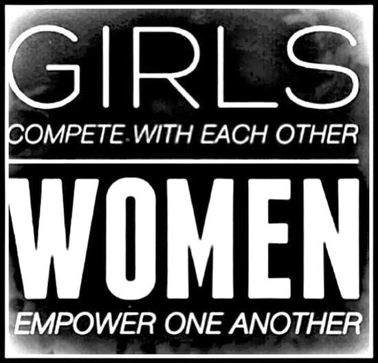 Empowering Other Women Quotes