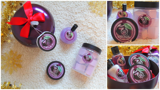 The Body Shop Christmas Collections