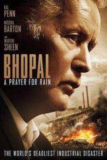 Bhopal: A Prayer for Rain (2014) Movie Poster