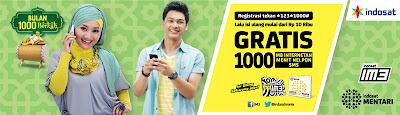 Bulan 1000 Berkah Indosat
