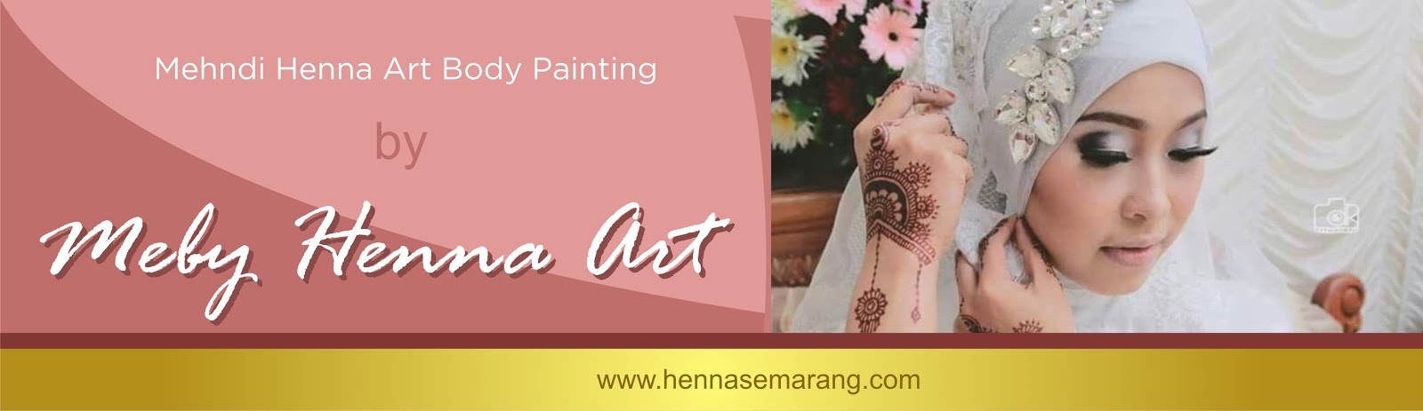 Henna Art For Wedding