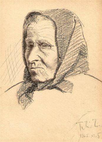 """Nagyanyám, """"Furcsa"""" Kispál Eszter..."""