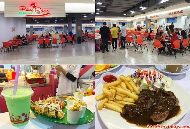 Prima Selera Food Court, Seremban Prima Mall 1st Anniversary, Seremban Prima Mall