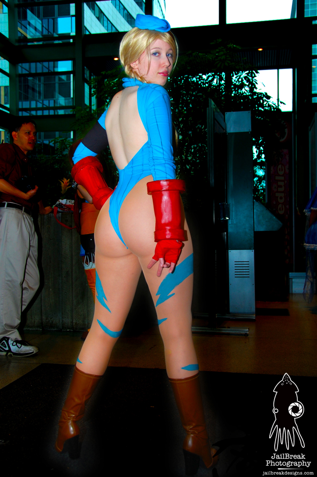 Cammy street cosplay fighter