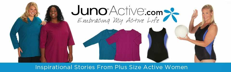 JunoActive by Junonia's Plus Size Clothing Blog