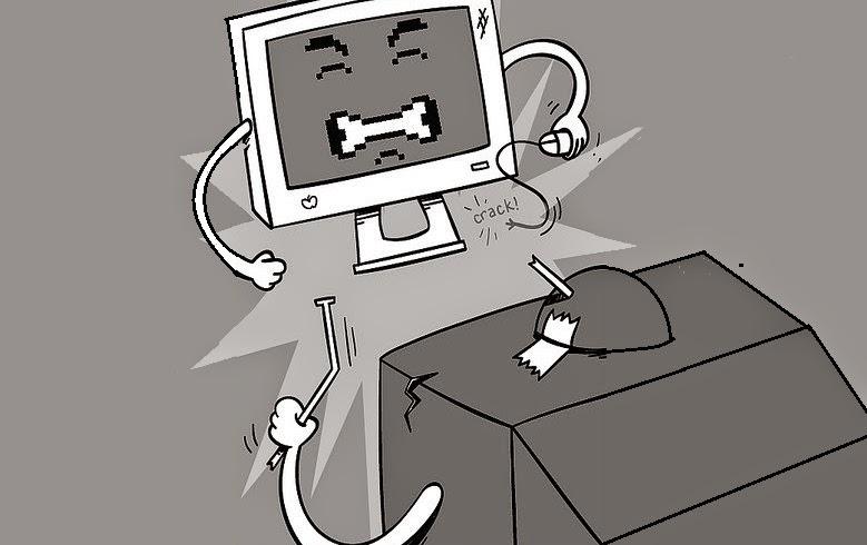 internet versus television