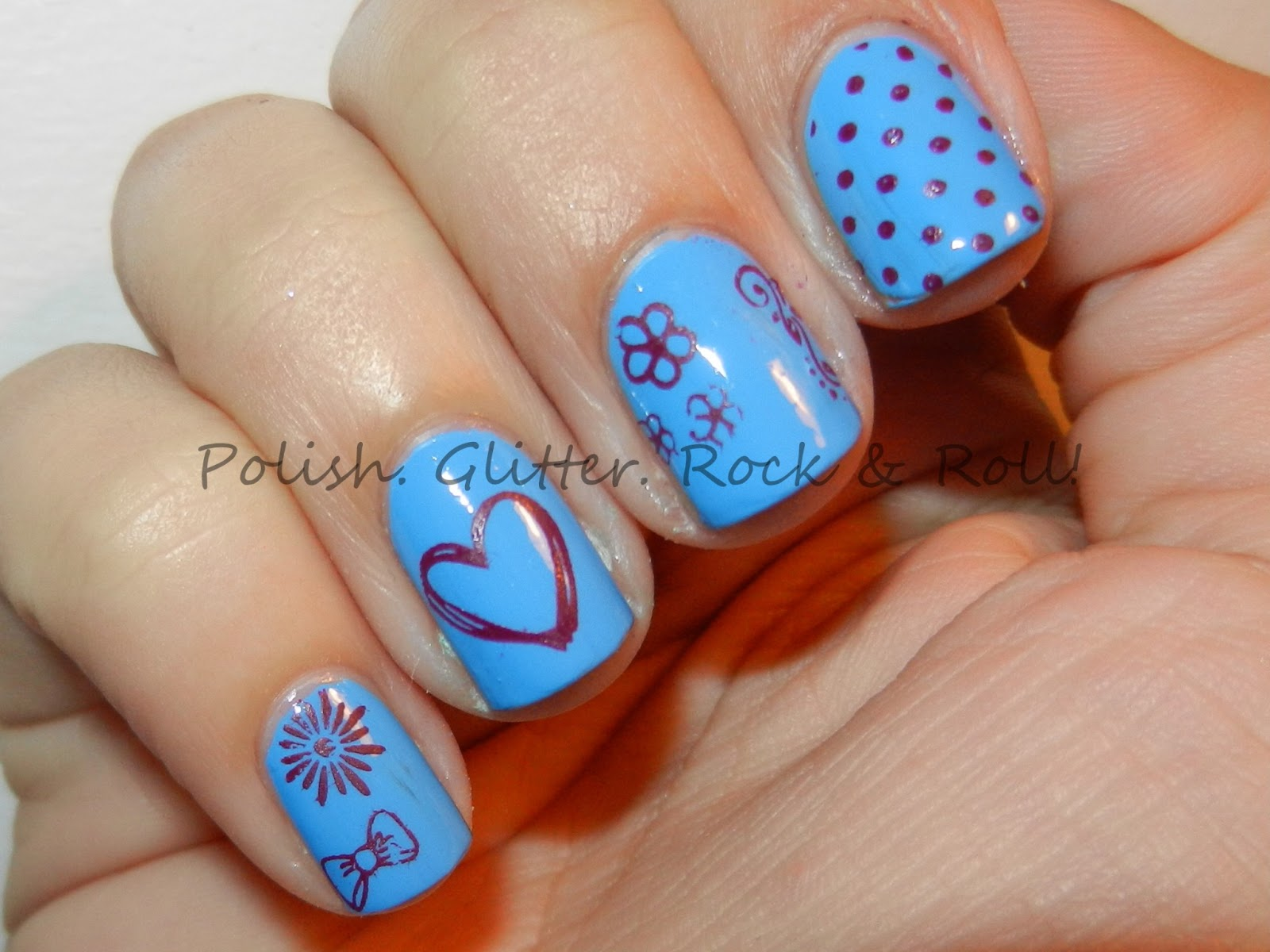 Polish glitter rock roll product review essence nail art product review essence nail art stampy set review prinsesfo Image collections