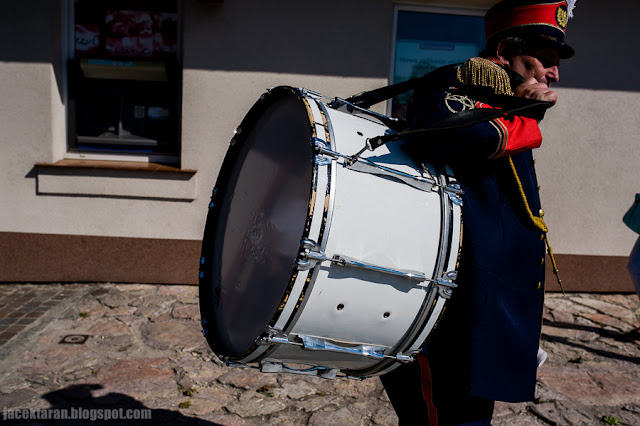 niepolomice, orkiestra miejska, street photo, jacek taran