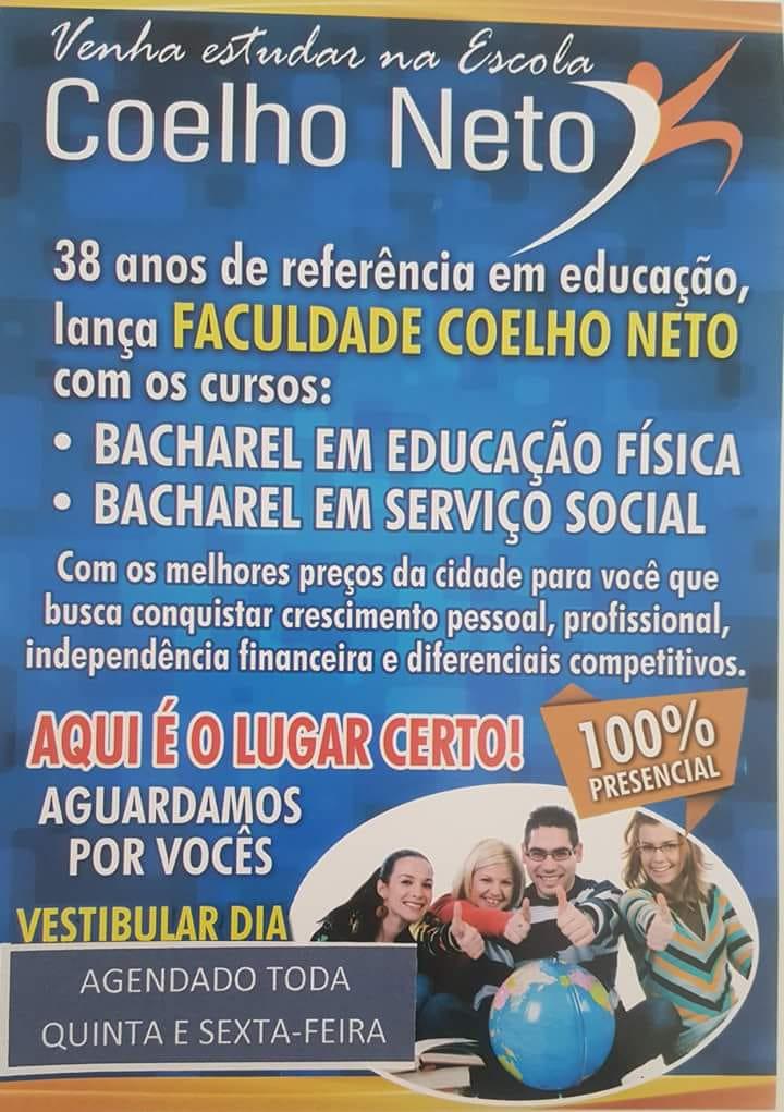 Escola Coelho Neto
