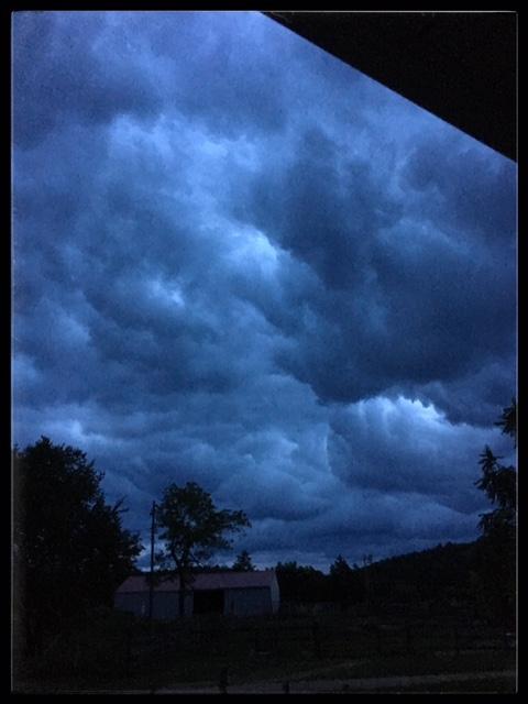 An August Storm
